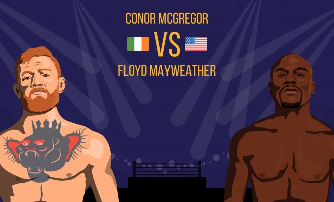 Mayweatcher vs McGregor